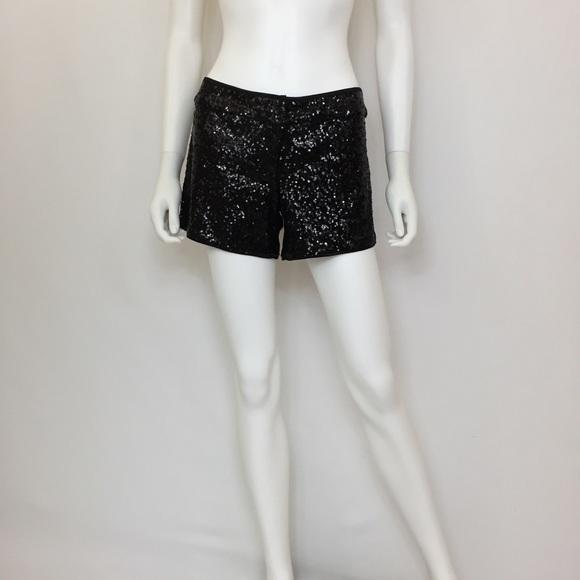 Cache Pants - Cache Sequin Shorts 4